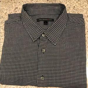 John Varvatos USA buttoned down men's shirt
